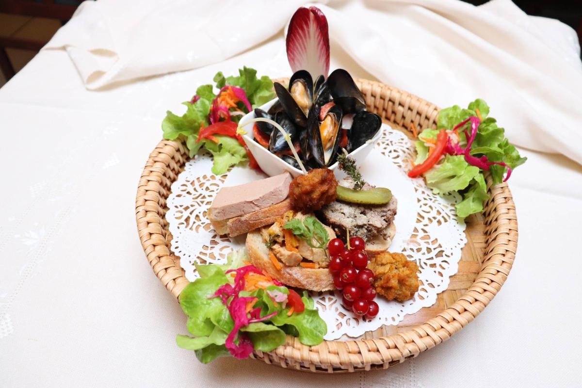 La Belle Epoque - Restaurant Brest